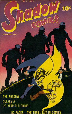 Shadow Comics Vol 1 92