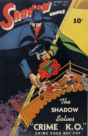 Shadow Comics Vol 1 79