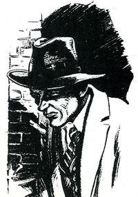 Hawkeye (Street & Smith)