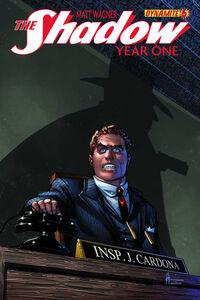 Shadow Year One Vol 1 6 (Chaykin)