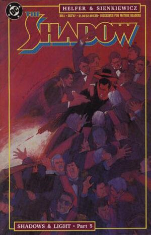 Shadow (DC Comics) Vol 3 5