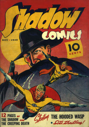 Shadow Comics Vol 1 7