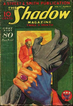 Shadow Magazine Vol 1 48