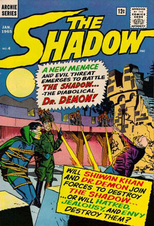 Shadow (Archie Series) Vol 1 4