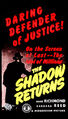 Shadow Returns (1946 Movie Poster)