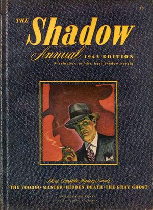 Shadow Magazine Annual Vol 1 2