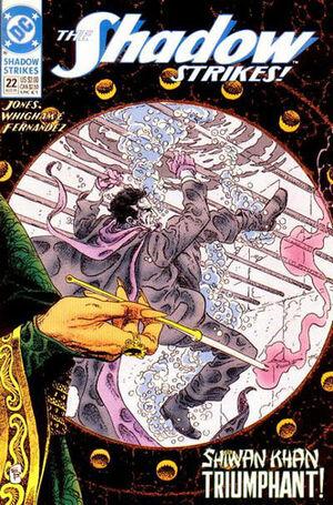 Shadow Strikes (DC Comics) Vol 1 22