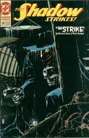 Shadow Strikes (DC Comics) Vol 1 19