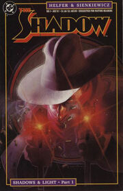 Shadow (DC Comics) Vol 3 1