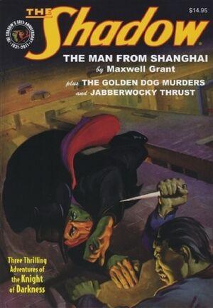 Shadow Magazine Vol 2 50