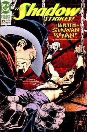 Shadow Strikes (DC Comics) Vol 1 23