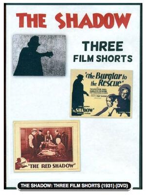 Shadow Film Shorts 1931 (DVD)