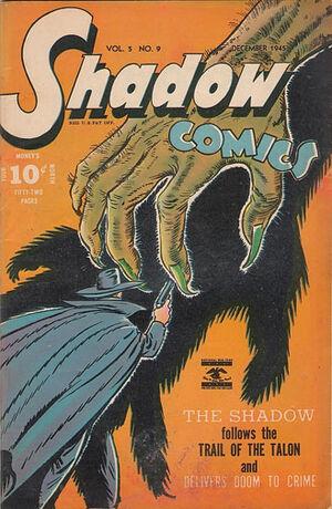 Shadow Comics Vol 1 57