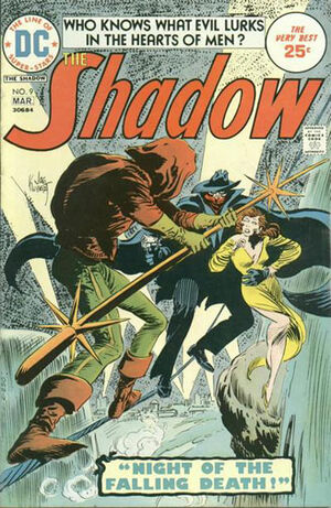 Shadow (DC Comics) Vol 1 9
