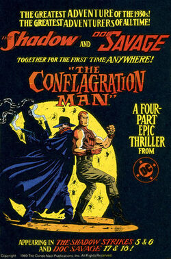 Conflagration Man