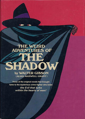Weird Adventures of The Shadow
