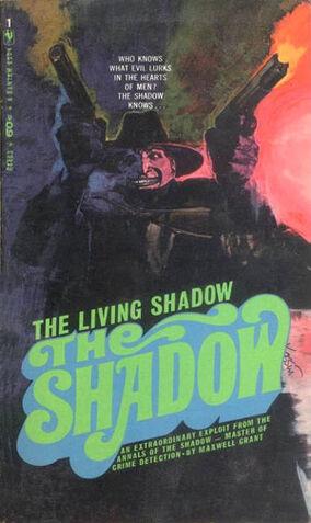 Living Shadow (Bantam)