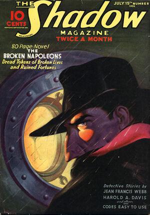 Shadow Magazine Vol 1 106