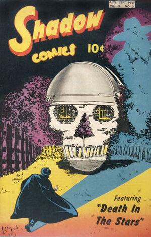 Shadow Comics Vol 1 101