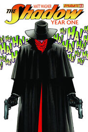 Shadow Year One Vol 1 1 (Wagner)