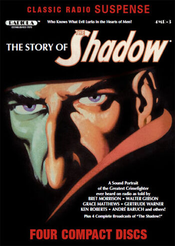 Story of The Shadow (CD Radiola)