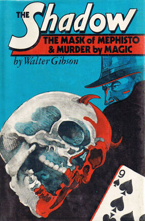Mask of Mephisto & Murder by Magic