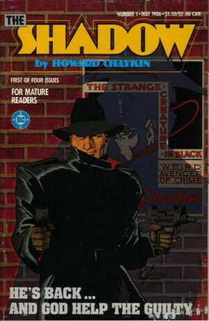 Shadow (DC Comics) Vol 2 1