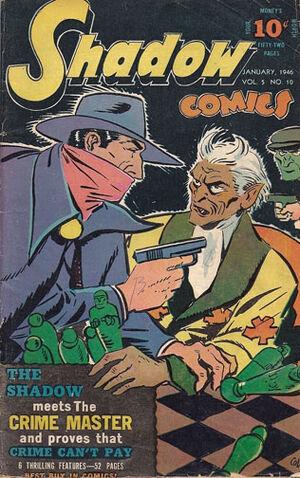 Shadow Comics Vol 1 58