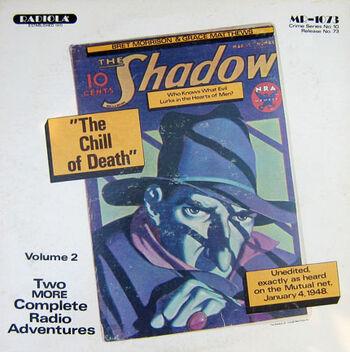 Chill of Death (MR-1073)