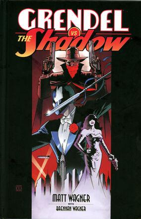 Grendel Vs Shadow (novel)