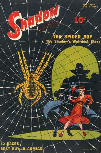 Shadow Comics Vol 1 87