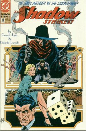 Shadow Strikes (DC Comics) Vol 1 12