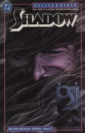 Shadow (DC Comics) Vol 3 12