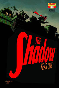 Shadow Year One Vol 1 1 (Samnee)