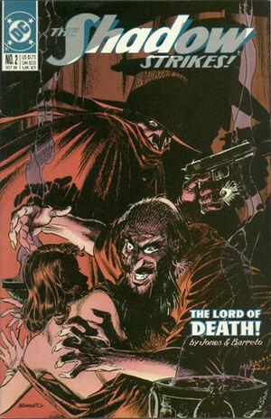 Shadow Strikes (DC Comics) Vol 1 2