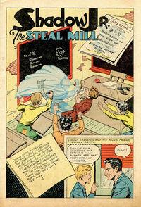 Shadow Comics Vol 1 74 (Shadow Jr)