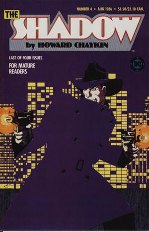 Shadow (DC Comics) Vol 2 4