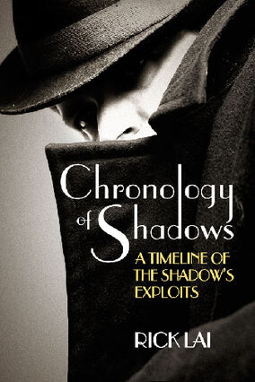 Chronology of Shadows by Rick Lai