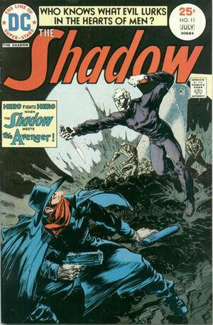 Shadow (DC Comics) Vol 1 11