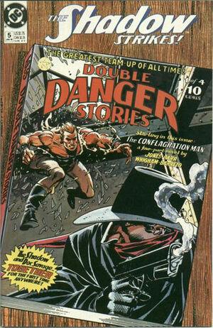 Shadow Strikes (DC Comics) Vol 1 5