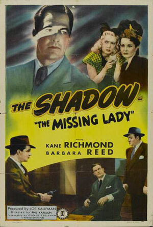 Missing Lady (1946 Movie)