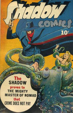 Shadow Comics Vol 1 53
