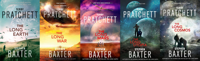 The-Long-earth-Series