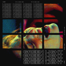 Green Light (Official Single Cover) by Lorde