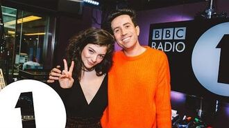 Lorde and Grimmy's Creme Egg remix of Green Light