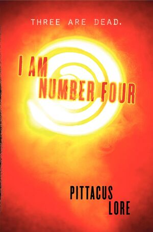 I Am Number Four Book Cover-677x1024