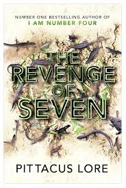 The Revenge of Seven book cover 2