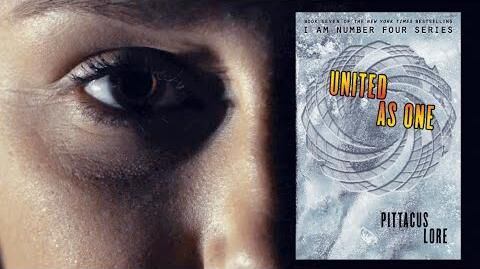 UNITED AS ONE by Pittacus Lore Official Book Trailer