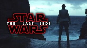 Star Wars Episode 8 The Last Jedi Official Trailer (Star Wars Celebration 2017)