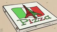 SOL Pizza box
